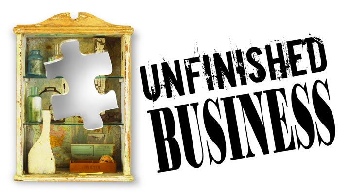 unfinished business french